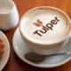 koffie met Tulper