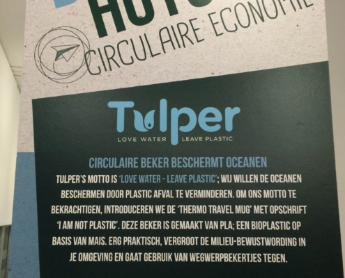 tulper bio journaal