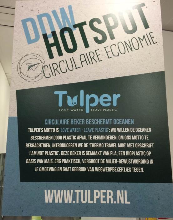 tulper bio journaal