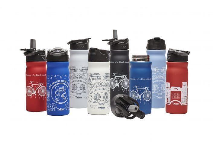 drinkflessen water flesjes