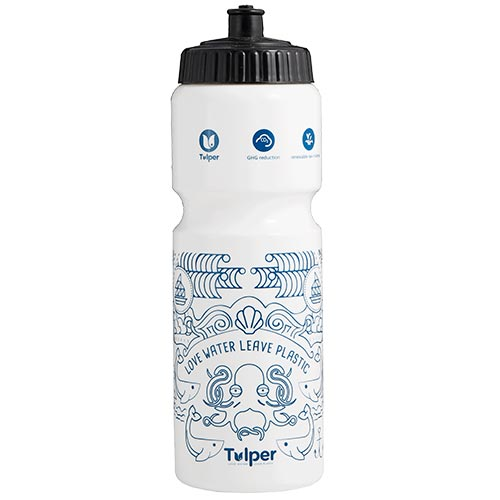 Tulper BIO flessen 750ml Ocean
