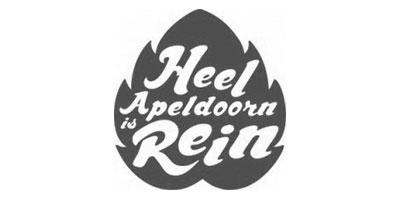 Heel Apeldoorn is Rein