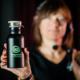 Retulp fles bij Heineken event