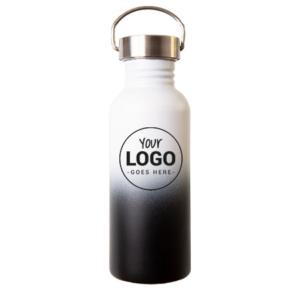 rvs eco fles met opdruk - fusions - Retulp