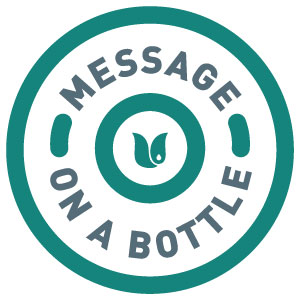 your message on a bottle