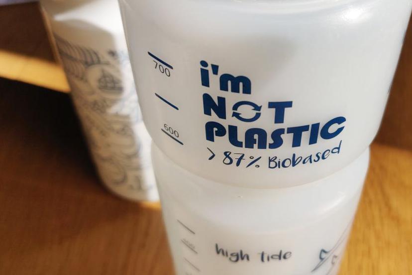 BPA vrije waterfles