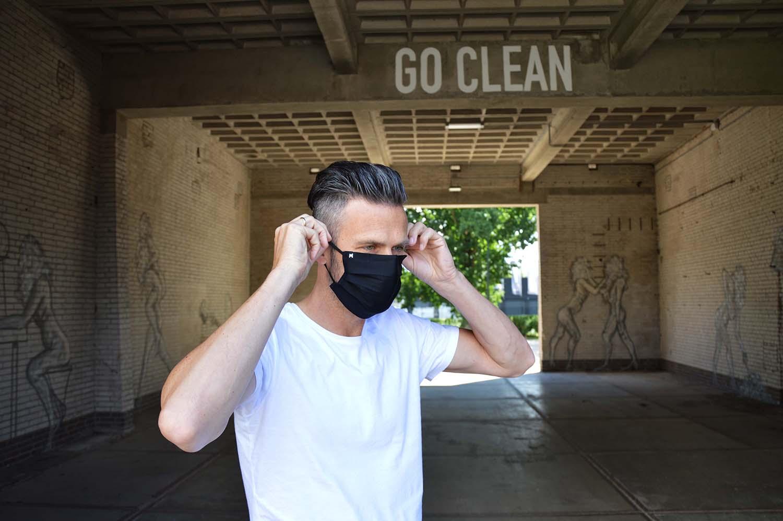 Retulp Remask duurzame herbruikbare mondkapjes