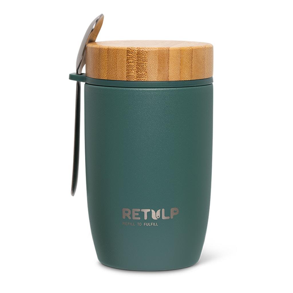 Big Mug lunchpod 500ml green - Retulp